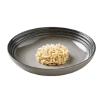 Isolated image of Encore chicken breast with tuna cat food in broth on a plate
