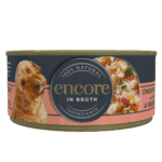 Chicken with Ham and Vegetables Encore Tin