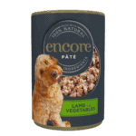 Encore 400g Lamb with Vegetables tin