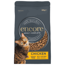 Chicken Dry Food