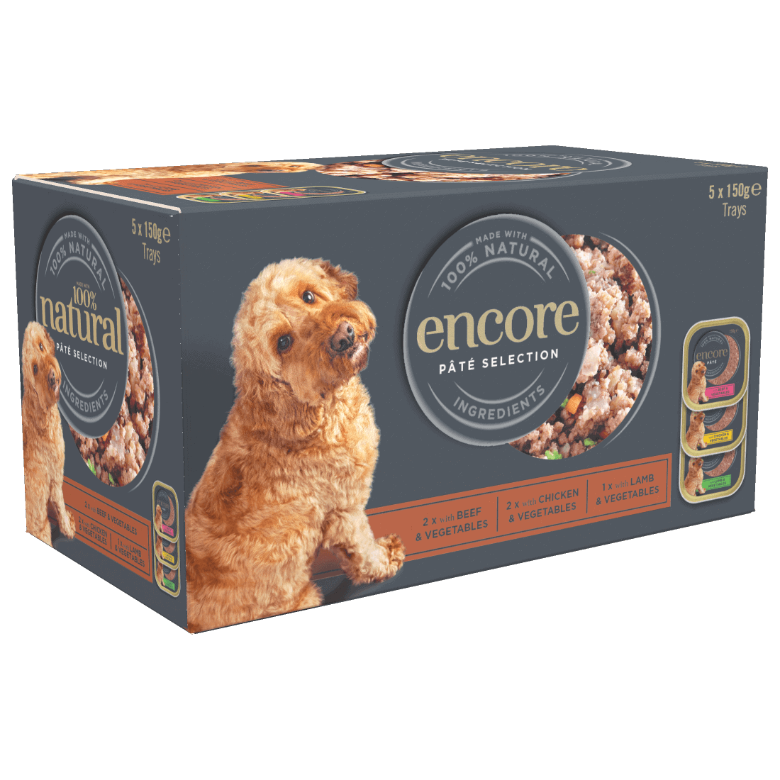 Encore Finest selection Pate Multipack