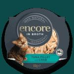 Encore Tuna Fillet with Crab pot