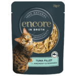 cat food pouch chicken with anchovy and seaweed