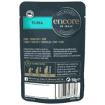 Pack of Pouch Tuna fillet in Jelly 100g Pouch