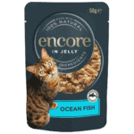 cat food pouch ocean fish