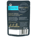 Back of Pouch- Ocean fish 50g