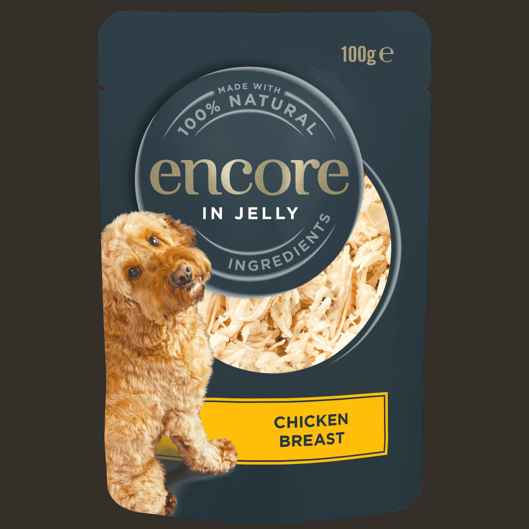 dog food pouch chicken