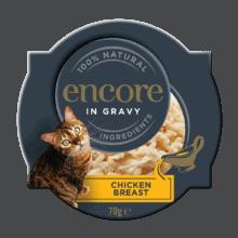 Chicken Breast in Gravy Pot