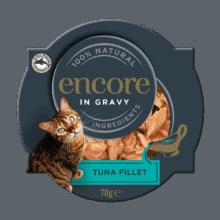 Tuna Fillet in Gravy Pot